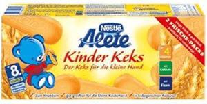 Alete Kinder Keks (180 g)