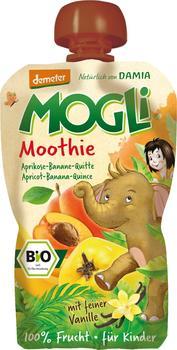 Mogli Moothie Aprikose Banane Quitte (100 g)