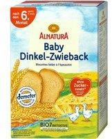 Alnatura Baby Dinkel-Zwieback (200g)