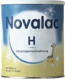 Novalac H Säuglingsmilchnahrung (800g)