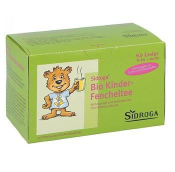 Sidroga Bio Kinder-Fencheltee 20 St.