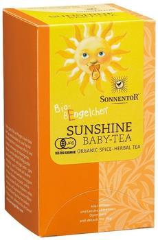 Sonnentor Sonnenkind Baby-Tee Bio-Bengelchen kbA, Beutel (20 Stk.)