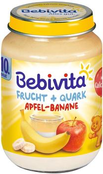 Bebivita Frucht & Quark Apfel-Banane 190 g