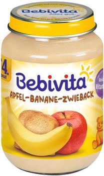 Bebivita Apfel-Banane-Zwieback 190 g