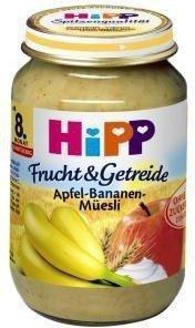 Hipp Frucht & Getreide Apfel-Bananen-Müesli (190 g)