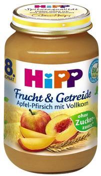 Hipp Frucht & Getreide Apfel-Pfirsich mit Vollkorn (190 g)