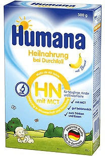 Humana HN Heilnahrung mit MCT (300g)