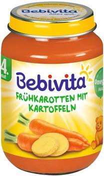 Bebivita Frühkarotten mit Kartoffeln 190 g