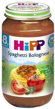 Hipp Spaghetti Bolognese ab 8. Monat (220 g)