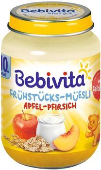 Bebivita Frühstücks-Müsli Apfel-Pfirsich 160 g