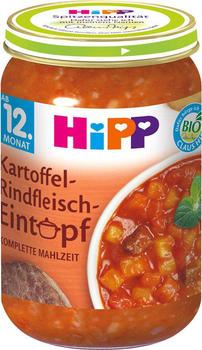 Hipp Kartoffel Rindfleisch Eintopf (250g)
