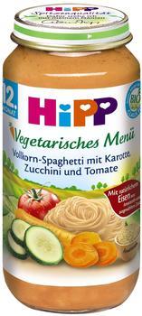 HiPP Bio Vollkorn-Spaghetti mit Karotte, Zucchini und Tomate 250 g