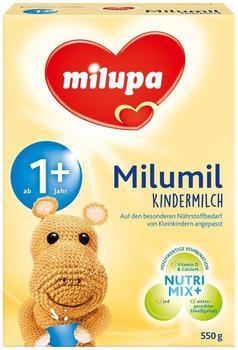Milupa Milumil Kindermilch 1+ 5 x 550 g