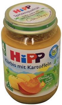 Hipp Kürbis mit Kartoffeln (190 g)