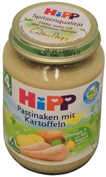 Hipp Pastinaken mit Kartoffeln (190 g)