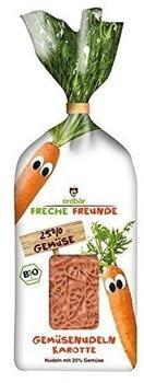erdbär Freche Freunde Gemüsenudeln Karotte (300g)