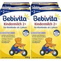 Bebivita Kindermilch 2+ 4 x 500 g