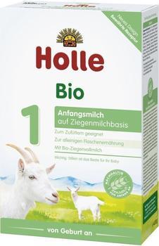 Holle Bio Anfangsmilch auf Ziegenmilchbasis 1 (400 g)