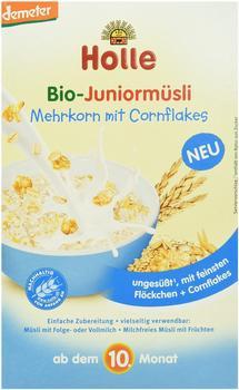 Holle Bio-Juniormüsli Mehrkorn mit Cornflakes (250g)