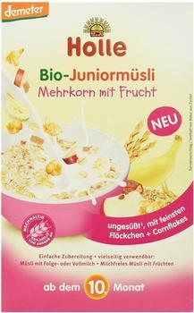 Holle Bio-Juniormüsli Mehrkorn mit Frucht (250 g)