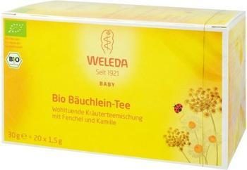 Weleda Baby Bio-Bäuchlein-Tee (20 Stk.)