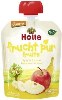 Holle Pouchy Apfel & Banane (90g)