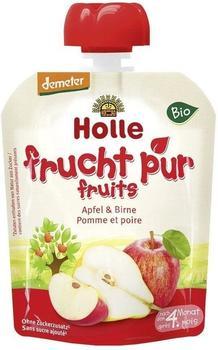 Holle Pouchy Apfel & Birne (90g)