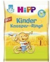 Hipp Knusper-Ringe (25g)