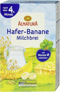 Alnatura Hafer-Banane Milchbrei (250g)