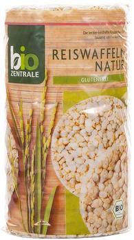 BioZentrale Bio Reiswaffeln natur 100g