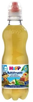 Hipp Bio Multifrucht mit stillem Mineralwasser (6 x 300 ml)