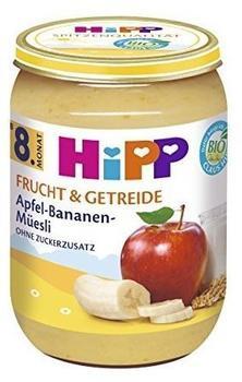 HiPP Apfel-Bananen-Müesli (6 x 190 g)
