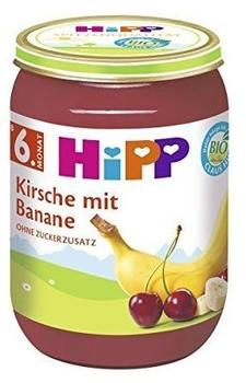 HiPP Kirsche mit Banane (6 x 190 g)