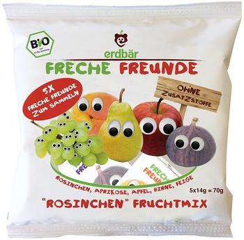 erdbär Freche Freunde Rosinchen Fruchtmix (15 x 70 g)