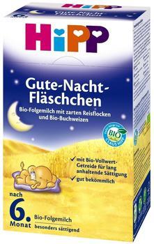 HiPP Bio Gute Nacht Fläschchen, 4er Pack (4 x 500g)