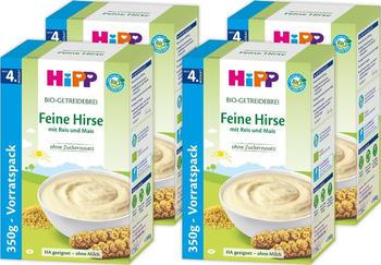 HiPP Feine Hirse glutenfrei (4 x 350 g)