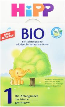 HiPP Bio Anfangsmilch 4 x 600 g