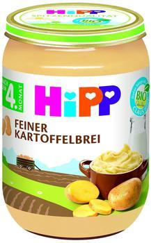 HiPP Bio Feiner Kartoffelbrei 6 x 190 g