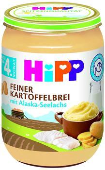 HiPP Feiner Kartoffelbrei mit Alaska Seelachs 6 x 190 g
