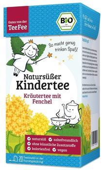 Tee Fee Natursüßer Kindertee Kräutertee mit Fenchel