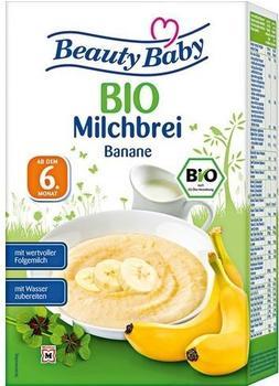 Beauty Baby Bio Milchbrei Banane 250g