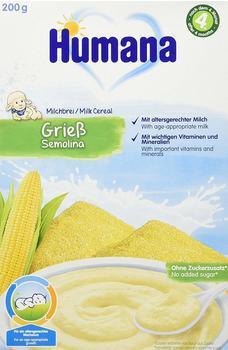 Humana Milchbrei Grieß (200 g)