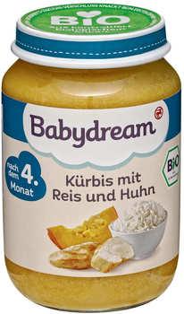 Babydream Kürbis mit Reis und Huhn 190g