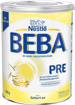 BEBA Anfangsmilch Pre (800 g)