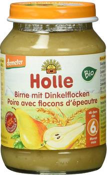Holle Birne mit Dinkelflocken (190 g)
