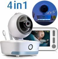 Reer 4in1 Video-Babyphone (80400)