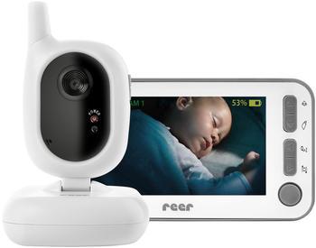 Reer BabyCam L (80430) white