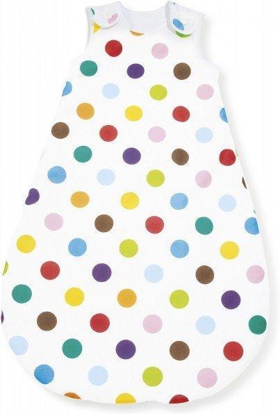 Pinolino Kugelschlafsack Sommer Dots 70 cm