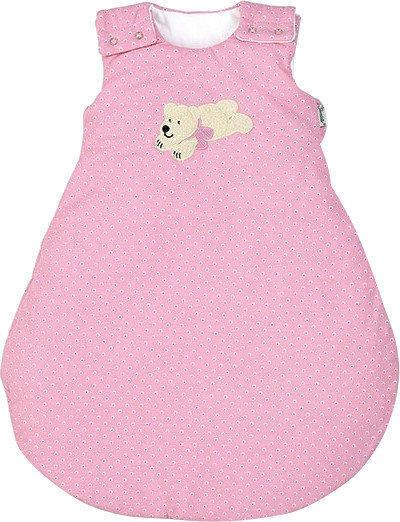 Sterntaler Baby-Schlafsack Eisbär Ella 62/68