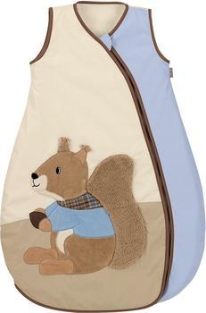 Sterntaler Sommer-Schlafsack Eichhörnchen Edgar 90 cm
